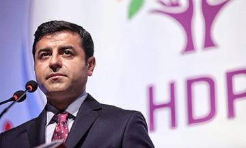 Ντεμιρτάς: «Φασισμός για την Τουρκία η επανεκλογή Ερντογάν»