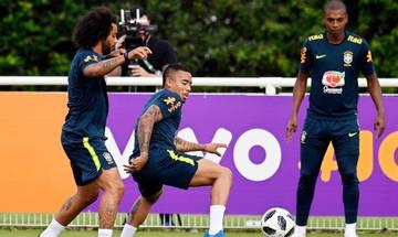 Μουντιάλ 2018: Με δύο απουσίες η Βραζιλία στο φιλικό με την Κροατία
