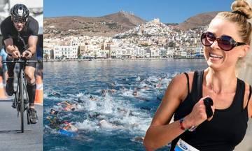 Syros Triathlon και... τρι-αθλητικός τουρισμός (vid)