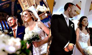 Δύο γάμοι και μία βάπτιση