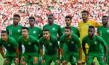 Μουντιάλ 2018: Οι «23» της Σαουδικής Αραβίας