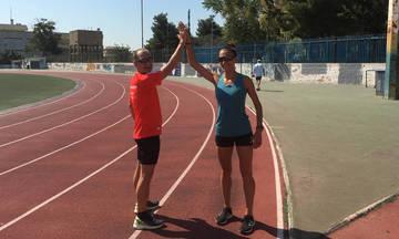 Ράνια Ρεμπούλη: Στόχος μου οι Ολυμπιακοί Αγώνες