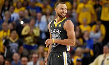 NBA: Το TOP-5 του «καυτού» Κάρι! (vid)
