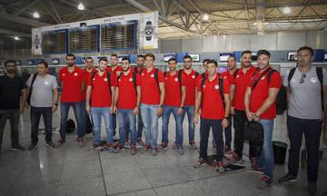 Αναχώρησε για Ιταλία ο Ολυμπιακός