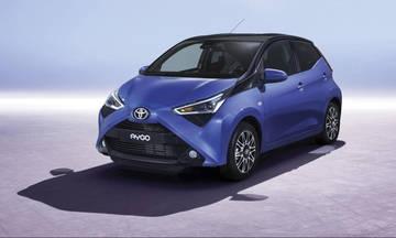 Τιμές και εξοπλισμοί του ανανεωμένου Toyota Aygo