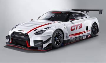470.000 ευρώ για το αγωνιστικό Nissan GT-R