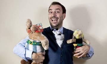 Comedy Club για παιδιά με τον Γιώργο Χατζηπαύλου στο Χυτήριο