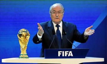 Εποχή Μπλάτερ στη FIFA