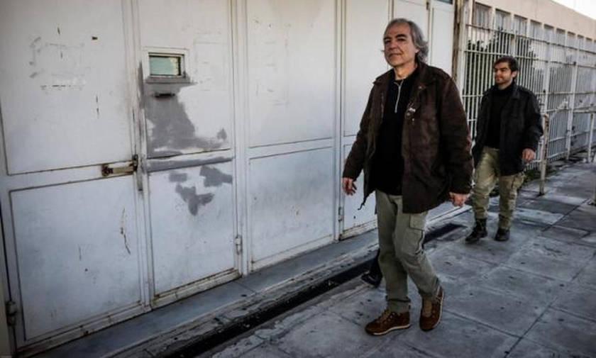 Δ. Κουφοντίνας: Επιδείνωση της υγείας του από την απεργία πείνας - Έχασε 7 κιλά σε 7 μέρες