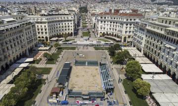 Beach Volley: Παρουσιάστηκε το Thessaloniki Masters
