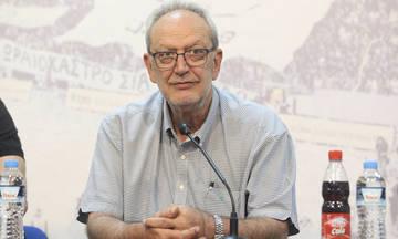 Ο Τσαλόπουλος αποκάλεσε «σιχαμερά ποντίκια» τους Ολυμπιακούς