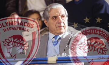 Συλλυπητήρια από την «ερυθρόλευκη» ΚΑΕ και ΠΑΕ για τον Παύλο Γιαννακόπουλο