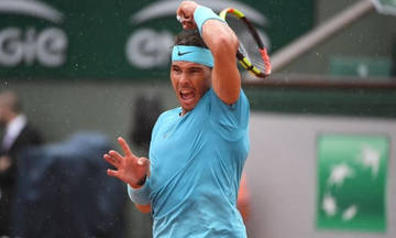 Ανίκητος Ναδάλ κατέκτησε τον 11ο τίτλο του στο Ρολάν Γκαρός (vid)
