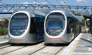 Διακοπή κυκλοφορίας του τραμ από Καλλιθέα μέχρι ΣΕΦ