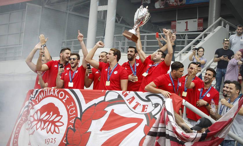 Στο ΣΕΦ την Πέμπτη οι πρωταθλητές Ευρώπης στο πόλο