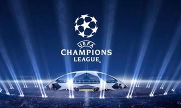 Οι πρώτες κληρώσεις στο Champions και Europa League