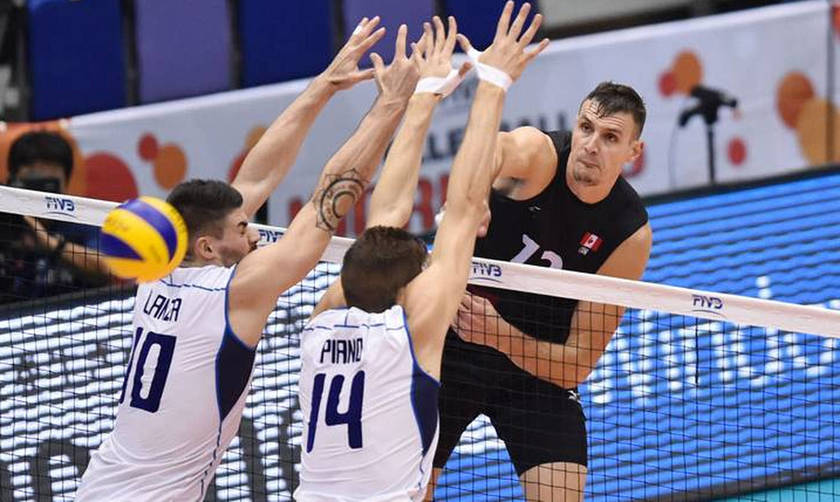 Καναδός «γίγαντας» για τον Ολυμπιακό (vid)