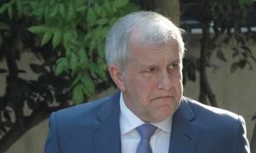 Δακρυσμένος ο Ομπράντοβιτς, από τους πρώτους στη Μητρόπολη