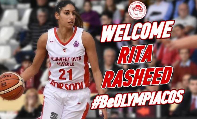Ο Ολυμπιακός ανακοίνωσε Ρασίντ