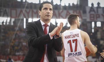 Σφαιρόπουλος: Θέλουμε σαν τρελοί να κερδίσουμε