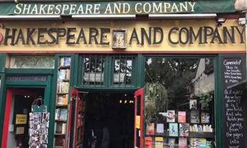 Shakespeare and Company- Το κουτόχορτο της λογοτεχνίας