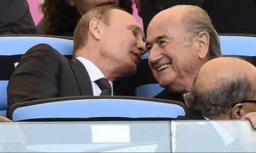 Πρόσκληση- ντρίμπλα του Πούτιν σε Μπλάτερ