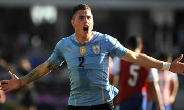 Ο Χιμένεζ λύτρωσε την Ουρουγουάη!