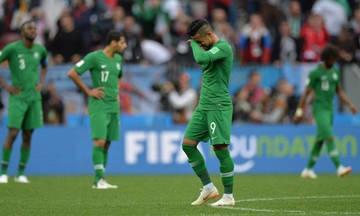 Μουντιάλ 2018: Στα... σχοινιά οι παίκτες της Σαουδικής Αραβίας