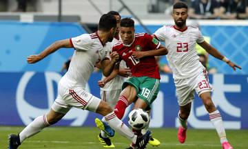 Σούπερ Χατζισαφί οδήγησε το Ιράν στη νίκη!
