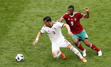 Τα highlights του αγώνα Μαρόκο-Ιράν