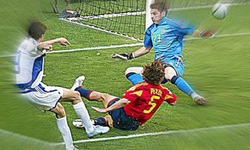 Χθες ο Ρονάλντο ισοφάρισε την Ισπανία, σαν σήμερα η Ελλάδα!