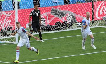 Αργεντινή-Ισλανδία 1-1: Ωραίος Φινμπόγκασον, μοιραίος Μέσι