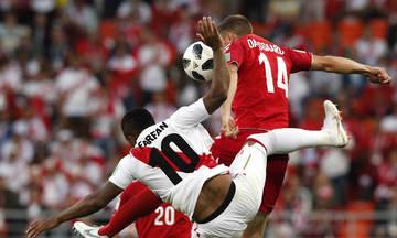 Περού - Δανία 0-1: Ανία, VARεμάρα... (vid)