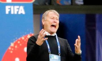 Ικανοποίηση στη Δανία για τη νίκη κόντρα στο Περού