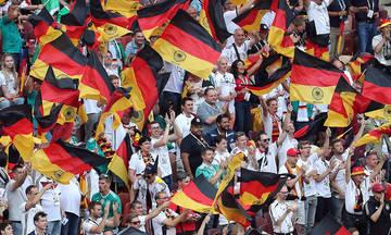 Γερμανία-Μεξικό: Οι ενδεκάδες