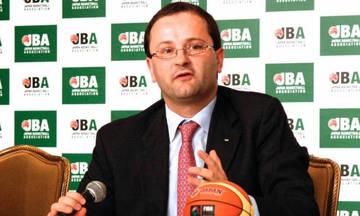 Ισόβιος πρόεδρος της FIBA o Πάτρικ Μπάουμαν
