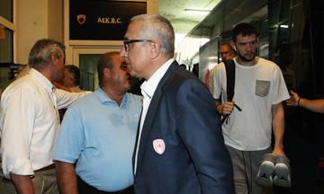 Σταυρόπουλος: «Υπέροχη ατμόσφαιρα, συγχαρητήρια στους διαιτητές»