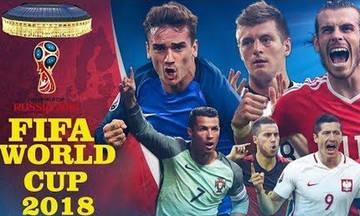 Μουντιάλ 2018: Οι MVP του πρώτου τετραήμερου
