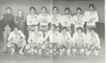Συνάντηση των διεθνών της Εθνικής του 1980 με τον Βελτζ