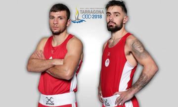 Οι πυγμάχοι του Ολυμπιακού στου Μεσογειακούς αγώνες