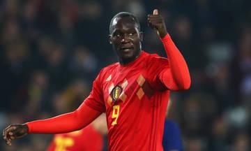 Με κεφαλιά του Λουκάκου το 2-0 για το Βέλγιο (vid)