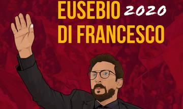 Ντι Φραντσέσκο... διετίας στη Ρόμα