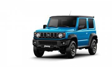 Επιτέλους: Το νέο Suzuki Jimny