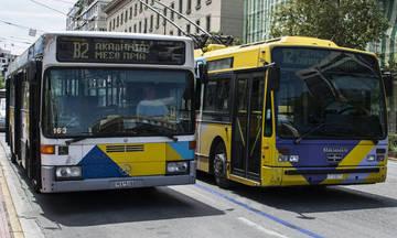 ΟΑΣΑ: Στάση εργασίας σήμερα (19/6) στα λεωφορεία