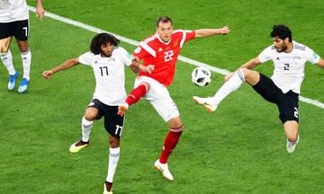 Ρωσία-Αίγυπτος 3-1: Με 15λεπτο «κρεσέντο»!