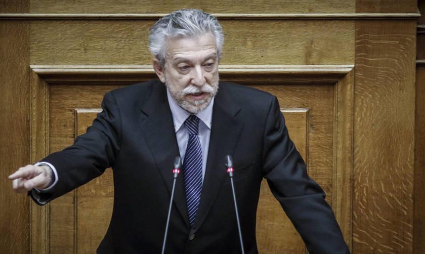 Κοντονής: «Δεν κάνουμε διάλογο με φασίστες και χιτλερικούς»