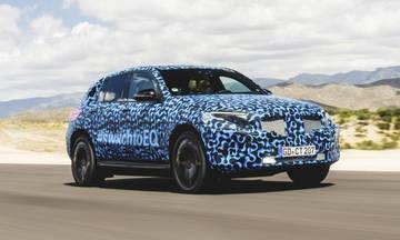 Από το κρύο στη ζέστη το ηλεκτρικό SUV της Mercedes-Benz