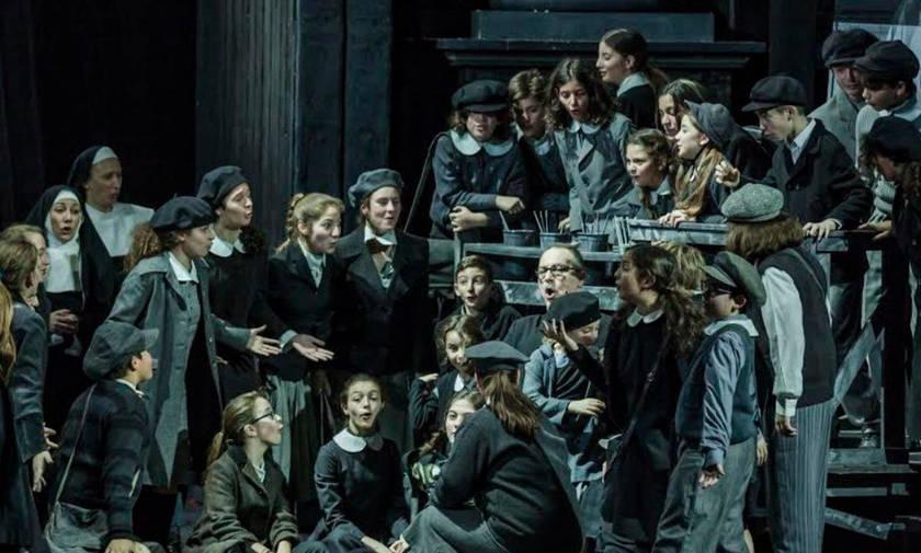 Οι Νέοι της Όπερας και η Παιδική Χορωδία της ΕΛΣ στο Μετρό του Συντάγματος