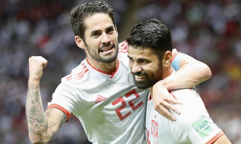 Ιράν-Ισπανία 0-1: Έπαιξε με τη φωτιά, αλλά δεν κάηκε...