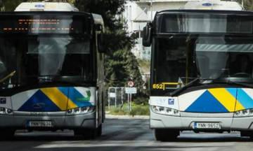 Στάση εργασίας ΟΑΣΑ: Ποιες ώρες δεν θα κινηθούν τα λεωφορεία